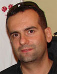 Manos Mastorakis Director of Greek Backgammon Federation monthly tournaments